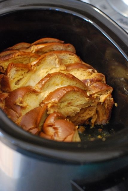 Crock Pot French Toast | The Naptime Chef