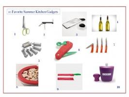 Naptime Chef Favorite Summer Gadgets
