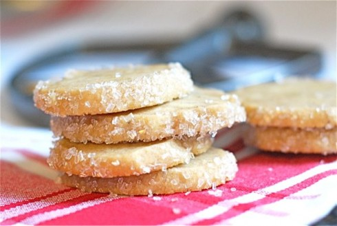 Sparkling Chai Sables | The Naptime Chef