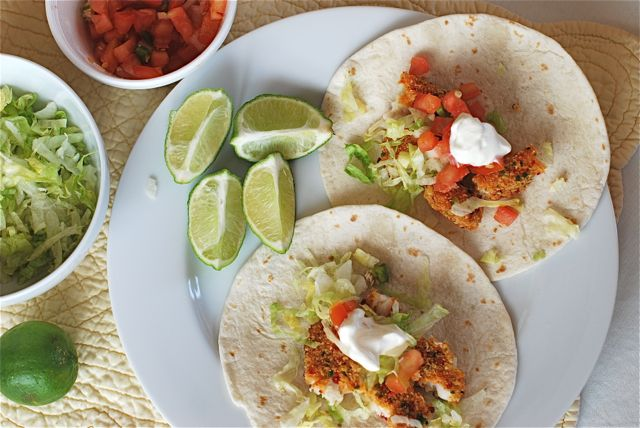 The Naptime Chef Fish Tacos