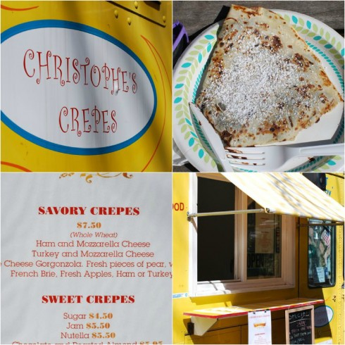 Our local crepe truck