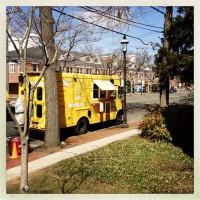 Our neighborhood crepe truck