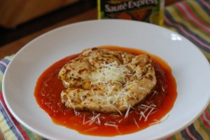 Weeknight Wins Chicken Parmesan
