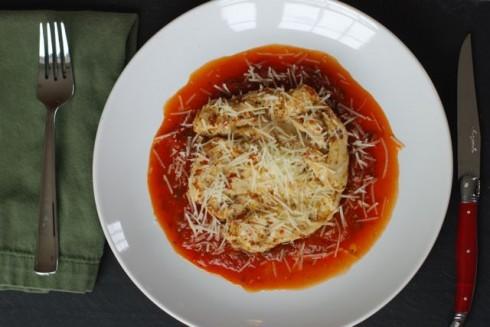 Weeknight Wins Chicken Parmesan