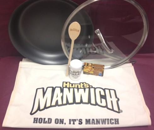 Manwich Option 2