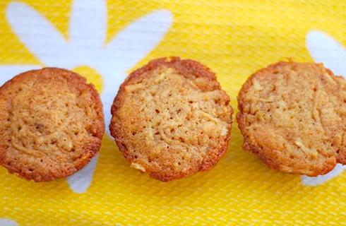 Apple Snack Muffins