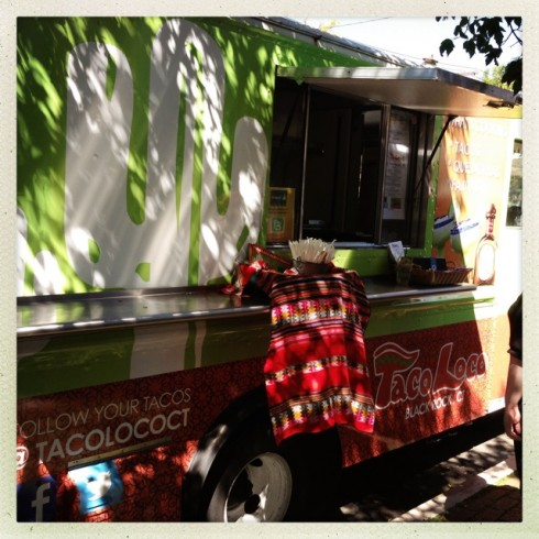 The Taco Loco Party Truck