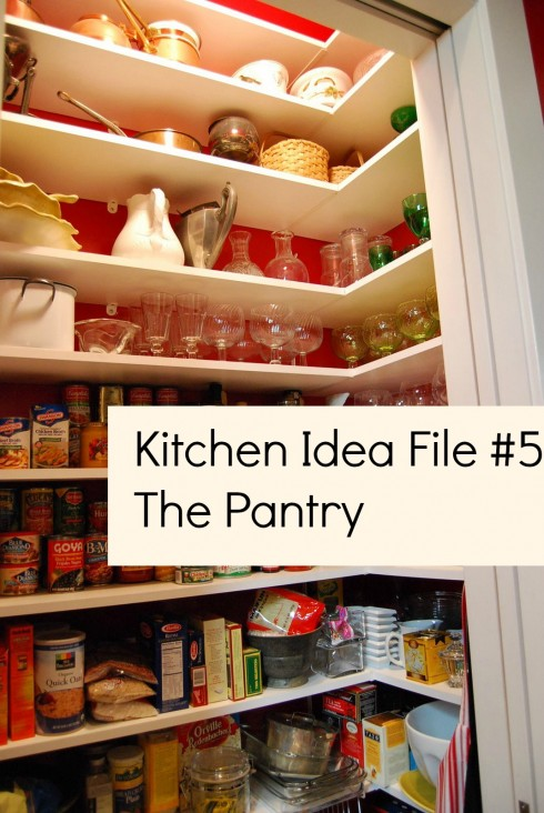 The Naptime Chef Pantry