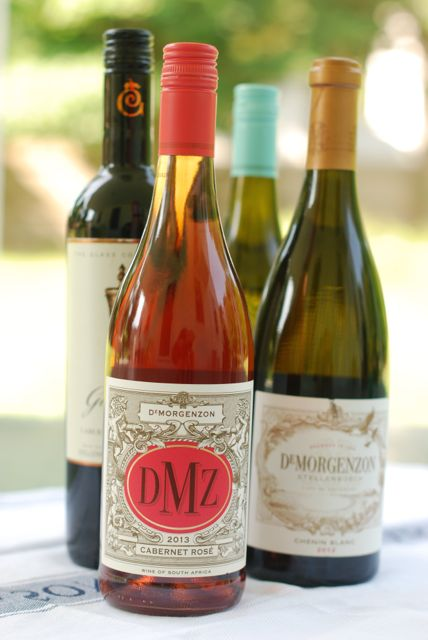 South African Wines for Summer