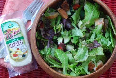 Havarti Salad