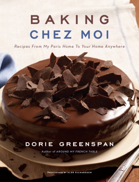 Baking Chez Moi Cover