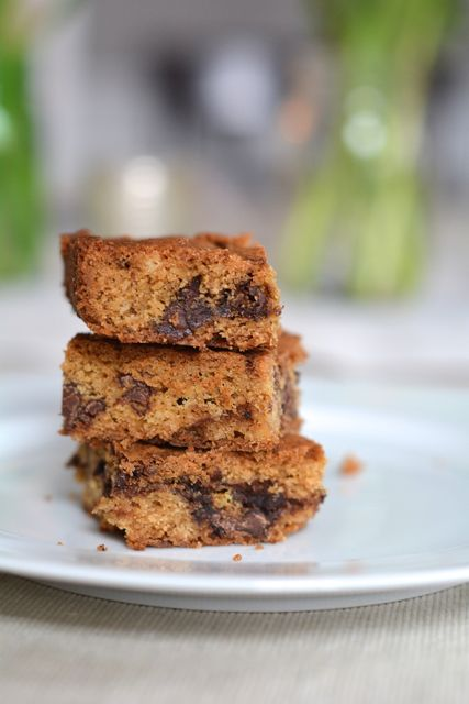 Marbled Blondies | The Naptime Chef