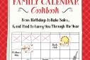 The Family Calendar Cookbook