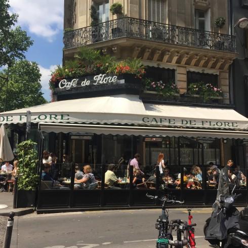 Cafe de Flore | The Naptime Chef