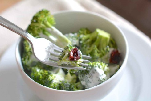 Broccoli Salad | The Naptime Chef