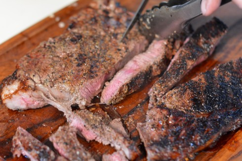 Coffee Rubbed Steak | The Naptime Chef