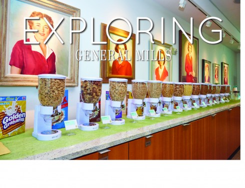 Exploring General Mills | The Naptime Chef