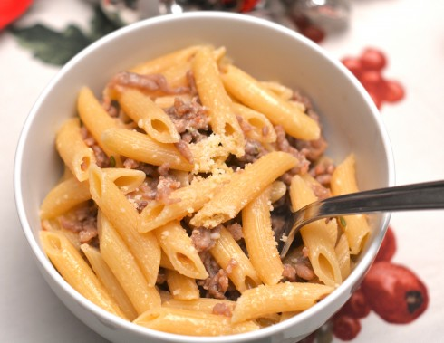 Fast & Flavorful Penne for a Busy Holiday Season
