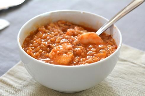 Shrimp Soup | The Naptime Chef