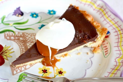 Chocolate Tart | The Naptime Chef