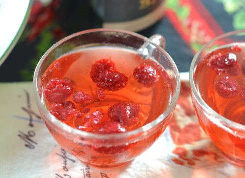 Berry Sparkly New Year's Eve Punch   The Naptime Chef