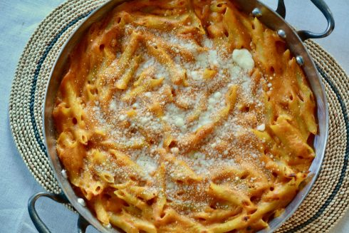 Butternut Squash Mac & Cheese | The Naptime Chef
