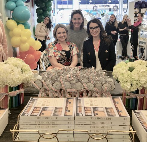 The Home Edit Book Signing | The Naptime Chef