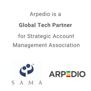 Arpedio becomes a SAMA Global Technology Partner
