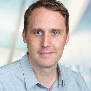 Angus Robertson, Chief Marketing Officer