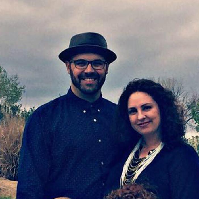 Matthew and Amanda Delgadillo