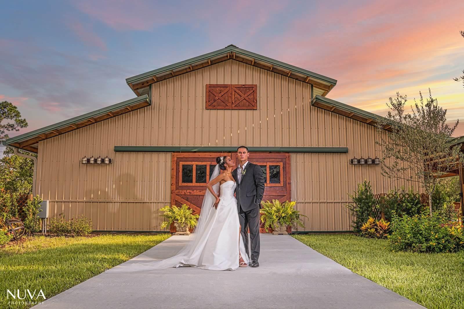 BLB Hacienda Barn weddings - weddings and events