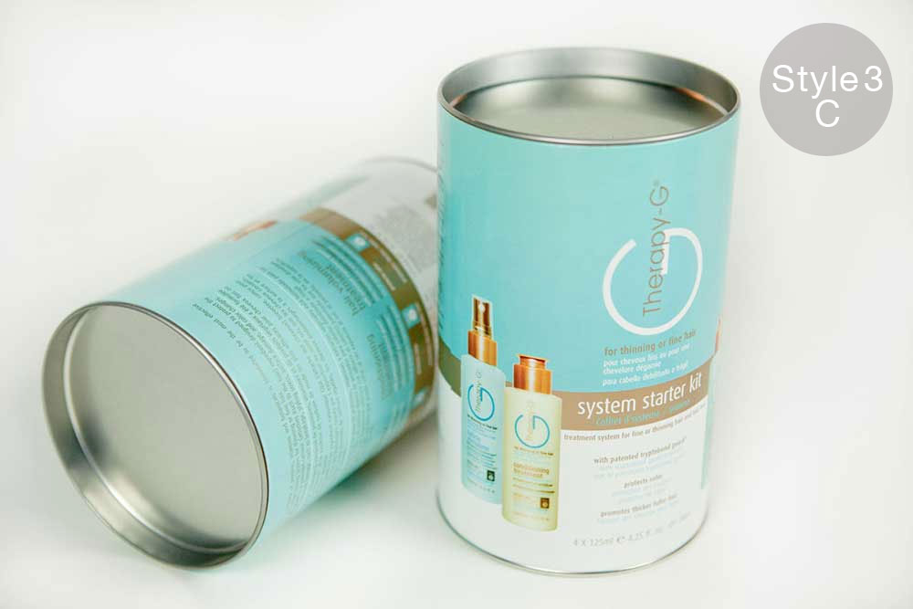 Style 3 - Fiber cans and Telescope Tubes