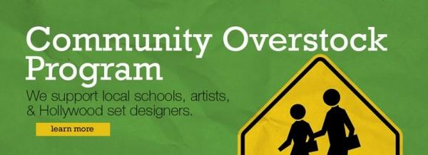 Community Overstock Program