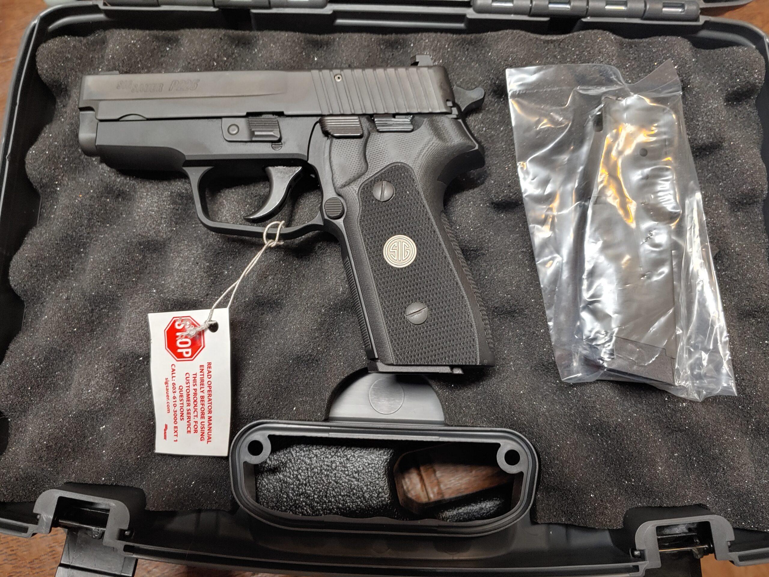 Sig Sauer P225 9mm