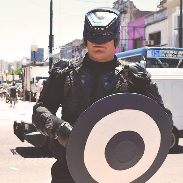 El superhéroe