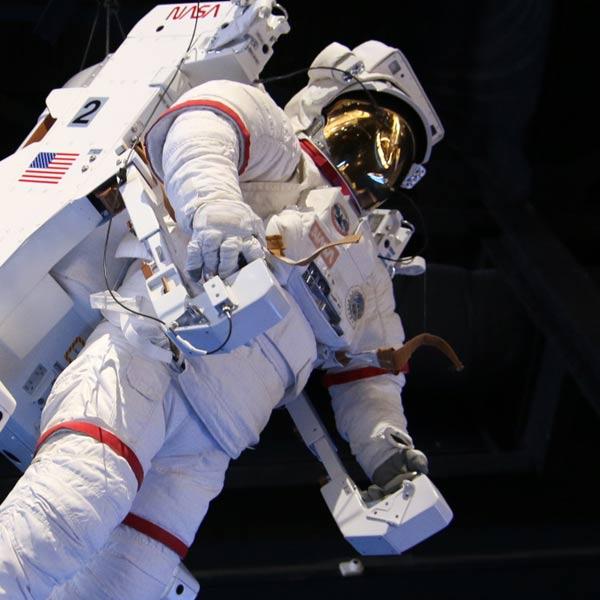 Una familia argentina en la NASA