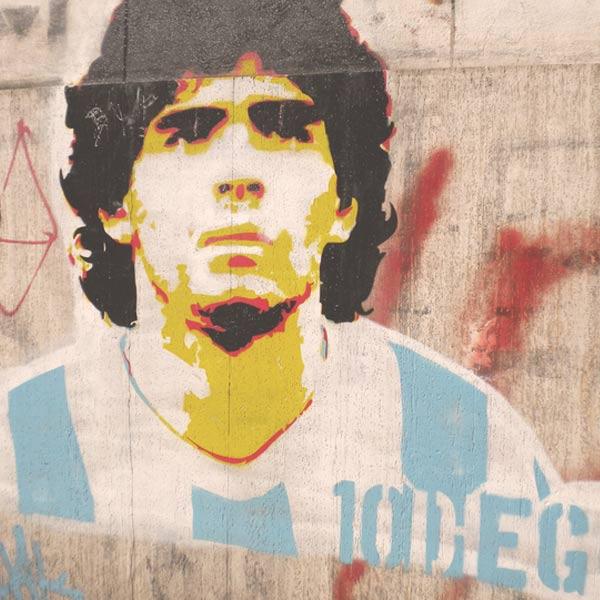 Si yo fuera Maradona