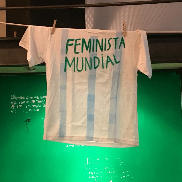 Voces de una cobertura feminista del Mundial de fútbol