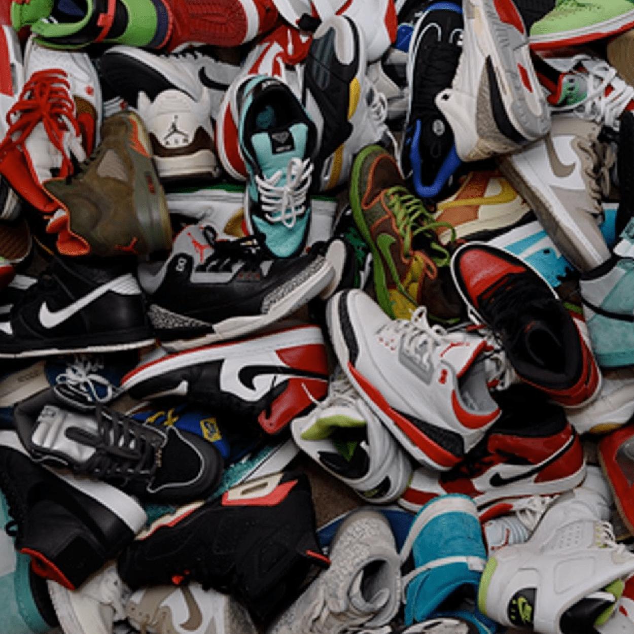 Sneakers: locos x las zapatillas