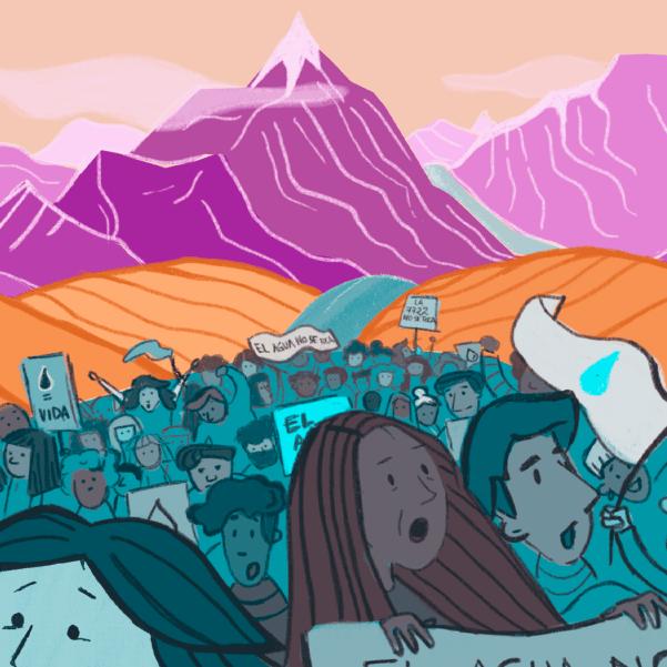 Mendoza lo logró: el agua no se negocia