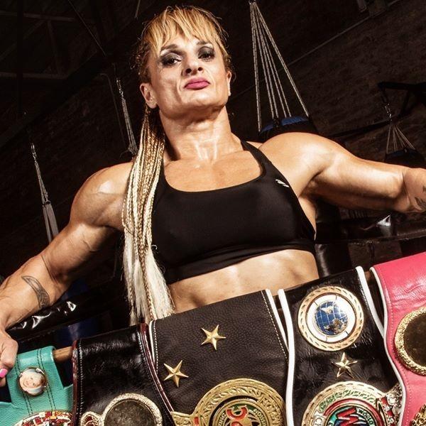 La boxeadora que lucha por la igualdad