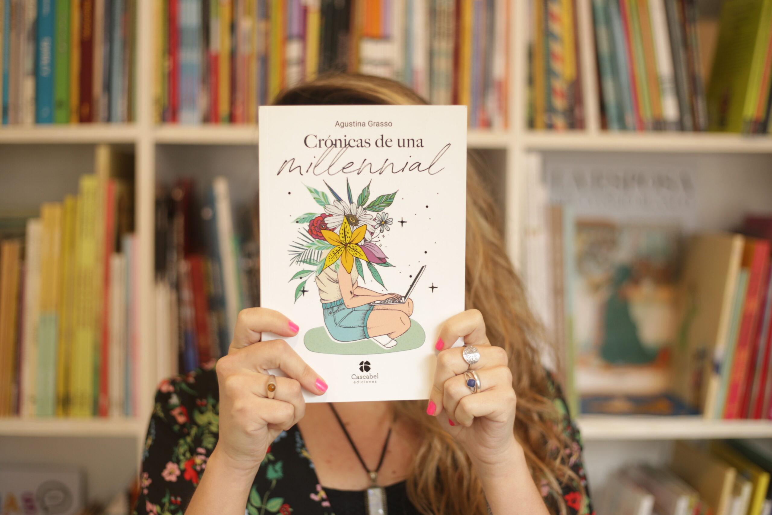 ¿Ya tenés el libro Crónicas de una Millennial?