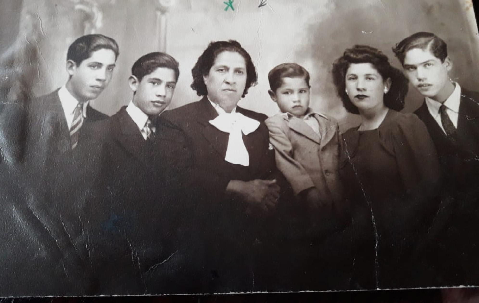 Luzmira Ponce, una mujer de las minas de Chile
