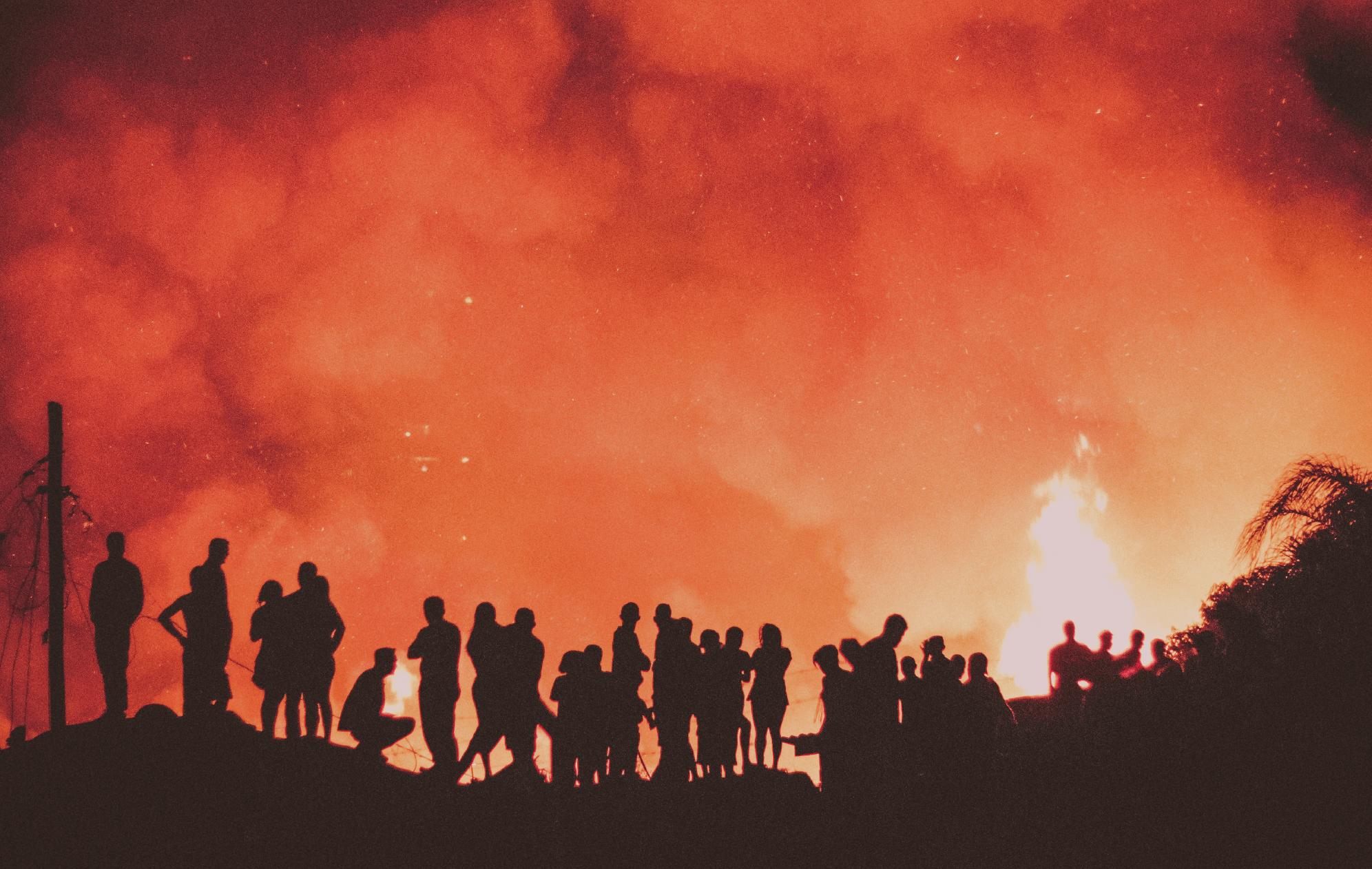 Argentina en llamas: ¿cómo hacemos para apagar tanto fuego?