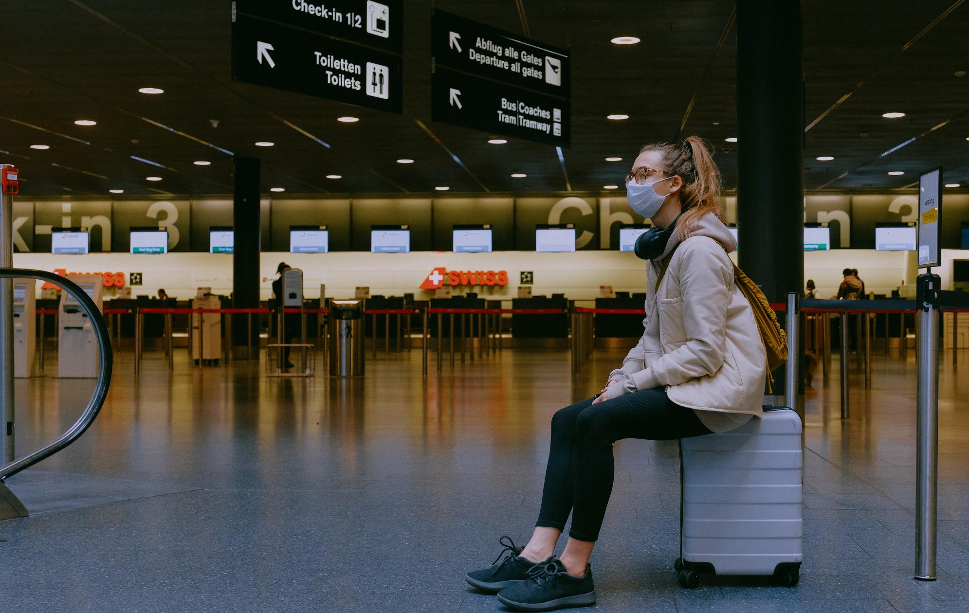 5 consejos para viajar en tiempos de pandemia