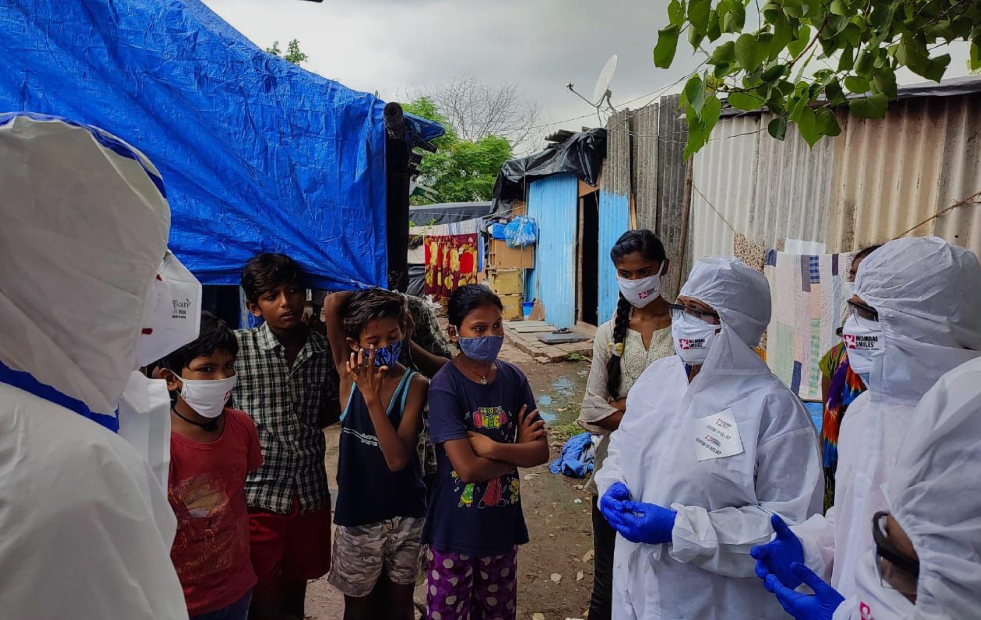 Coronavirus en India: crónica de un abandono anunciado