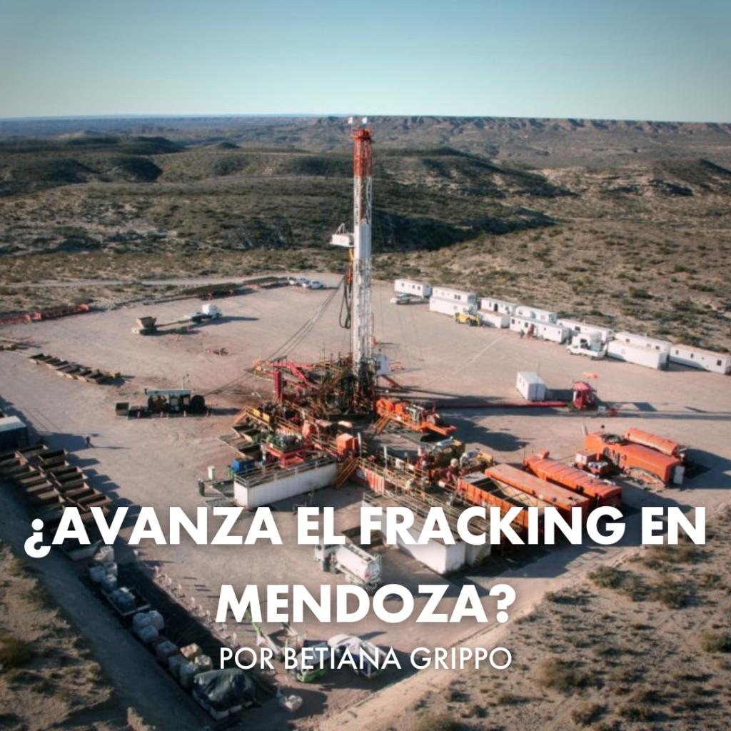 Fracking en Mendoza