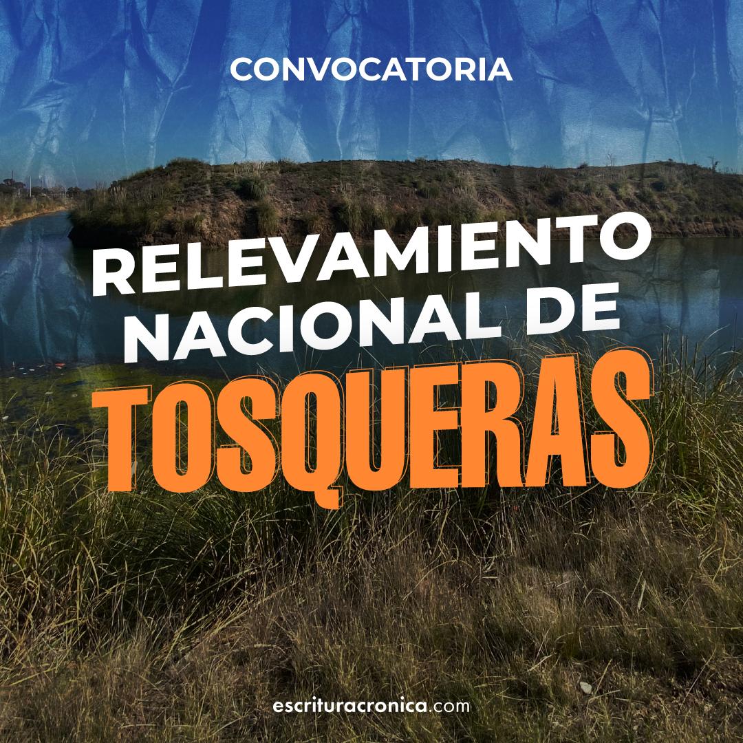 Abrimos la convocatoria al registro nacional de tosqueras