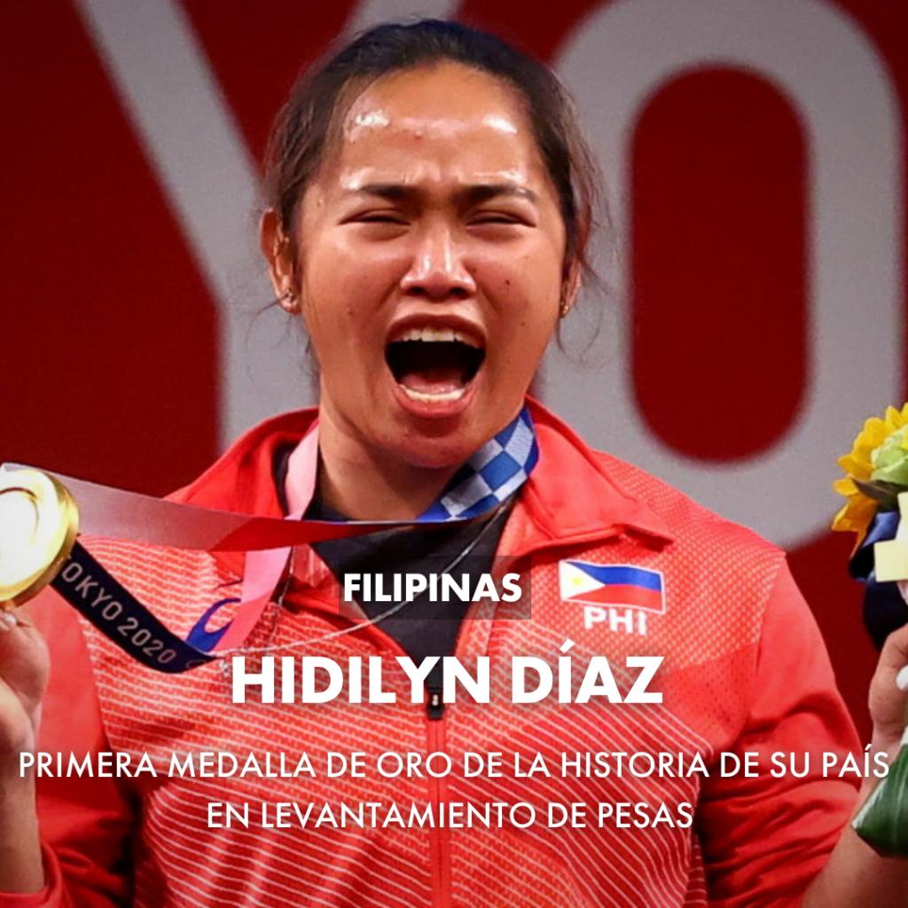 mujeres en los juegos olímpicos
