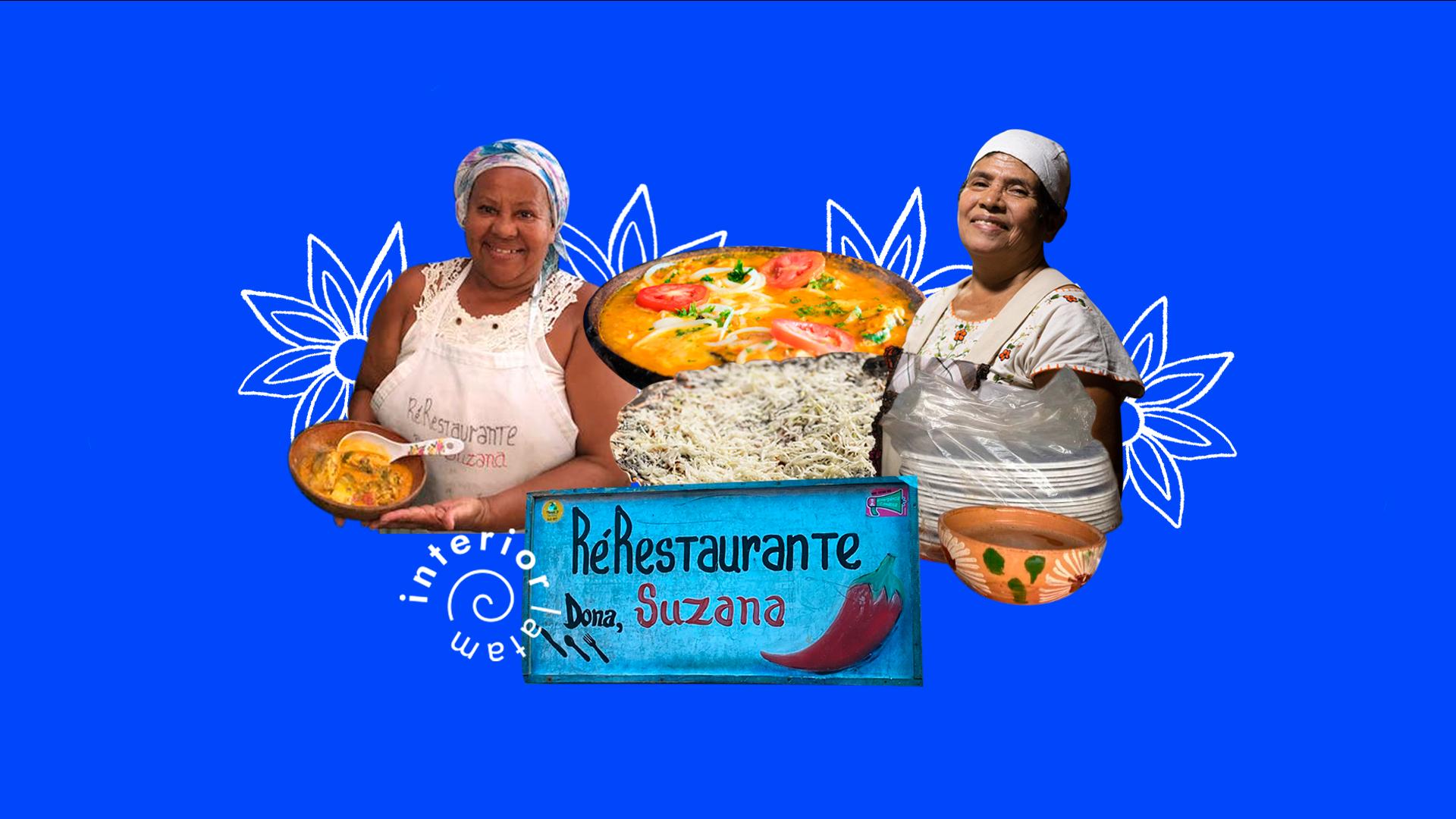 Mar y tierra: comida callejera para resistir en Latinoamérica